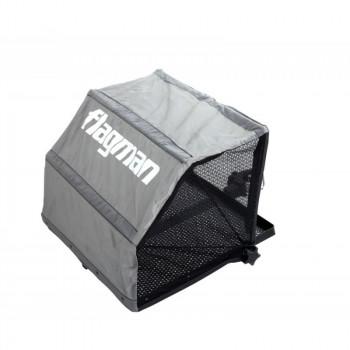 Столик с тентом и креплением к платформе Flagman side tray 405x335mm D36mm