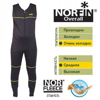 Термобелье Norfin OVERALL 01 р.S