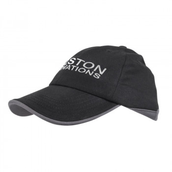кепка  Preston Black Cap