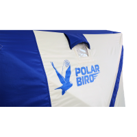 ЗИМНЯЯ ПАЛАТКА POLAR BIRD 4T LONG КОМПАКТ