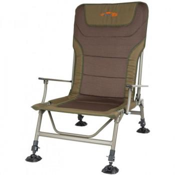Кресло карповое облегченное Большое Fox (Фокс) - Duralite XL Chair