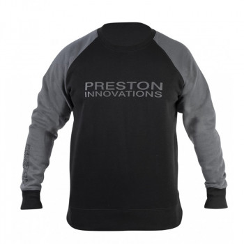 Толстовка Preston Black Sweatshirt - роз.L