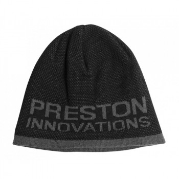 Кепка Preston Black/Grey Beanie Hat
