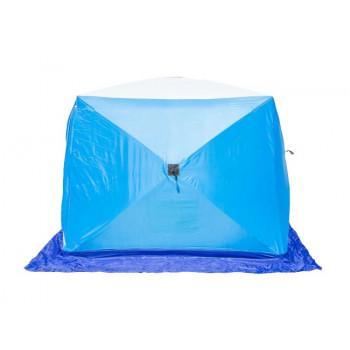 Палатка Стэк Куб 2 трехслойная Long