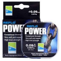 Preston Reflo Power 100 м / 0,19 мм