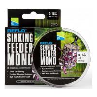 Preston Reflo Sinking Feeder Mono 150m / 0,28mm