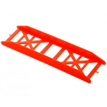 FLAGMAN Мотовило для снастей 37х143мм красное