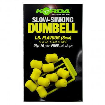 KORDA Имитационная приманка Dumbell Slow Sinking IB 8мм