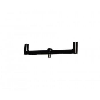 KORDA Перекладина бузз-бар Singlez Black 2 Rod buzzbar 4.5'' черная на 2 удилища