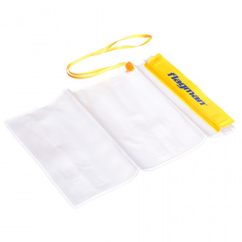 FLAGMAN Пакет для документов водонепроницаемый S 12,7x18,4см