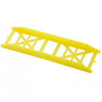 FLAGMAN Мотовило для снастей 37х143мм желтое