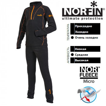 Термобелье Norfin Junior NORD JUNIOR рост 152