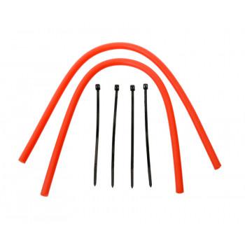 FLAGMAN Запасная резина для рогатки Bait Catapult 6мм 60см