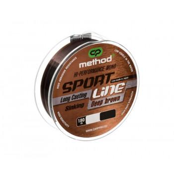 CARP PRO Леска Sport Line CP Method+ 180м 0,265мм