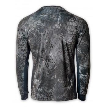 VEDUTA Джерси Air серия UPF50+ Reptile Skin Gray XL мужская