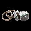KORDA Поводковый материал Basix Braided Hooklink 18lb 10м Camo green