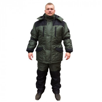 Костюм зимний ТАЙГА Хаки таслан р.52-54 рост 5-6