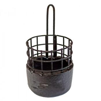 FLAGMAN Кормушка фидерная Пуля малая колодец сетка 13х4мм 50г