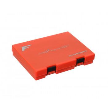 FLAGMAN Коробка для блесен Areata Spoon Case оранжевая 200x140x35мм