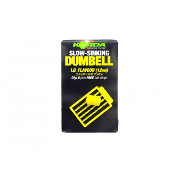 KORDA Имитационная приманка Dumbell Slow Sinking IB 16мм