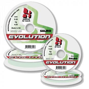 Леска монофильная Salmo Hi-Tech EVOLUTION 100/025