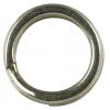 OWNER Кольцо заводное Split Ring Hyper Wide steel №4 10шт