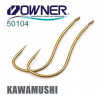 OWNER Крючок Kawamushi brown №9 14шт