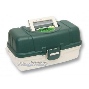 FLAGMAN Ящик пластиковый 3-х полочный 210х390х230мм