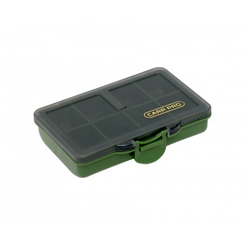 CARP PRO Коробка карповая 8 отделений 105x75x25мм