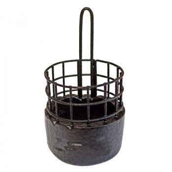 FLAGMAN Кормушка фидерная Пуля малая колодец сетка 13х4мм 30г