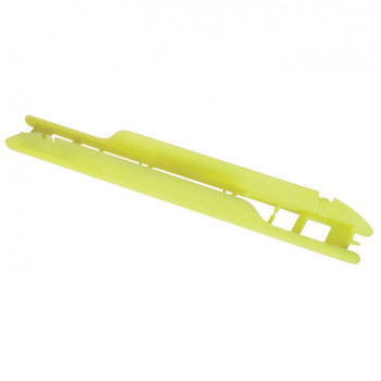FLAGMAN Мотовило пластик желтое 20см