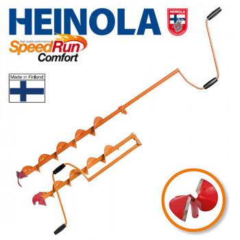 Ледобур Heinola SpeedRun COMFORT 115мм/0.6м