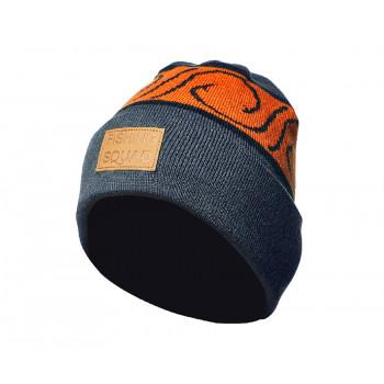 VEDUTA Шапка зимняя Winter Hat Cuff Fishing squad hook оранжевый