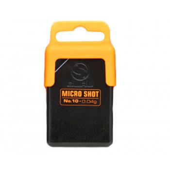 GURU Груз дробинка Micro Shot размер 10 0,04г