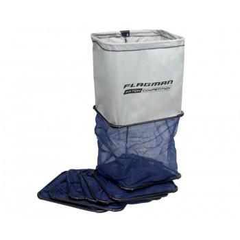 FLAGMAN Садок прямоугольный 50x40см 4м пластиковый каркас