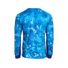 VEDUTA Джерси дышащая UPF50+ Reptile Skin Blue Water S женская