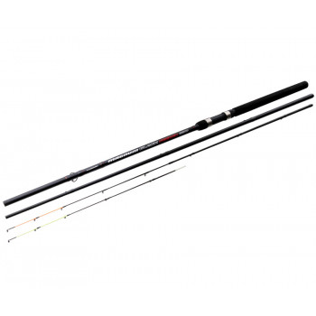 FLAGMAN Удилище фидерное Magnum Black Feeder 3,3м 3+2 тест max 120г