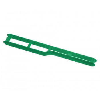 FLAGMAN Мотовило Made in Italy 18см зеленое
