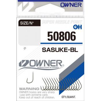 OWNER Крючок Sasuke-BL brown №12 17шт