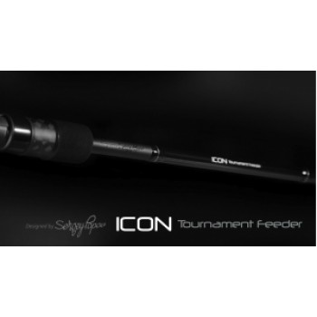 Удилище фидерное ZEMEX ICON Tournament Feeder 12 ft - 75 g
