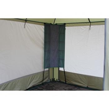 Полка подвесная угловая к шатрам Митек (5 секций)