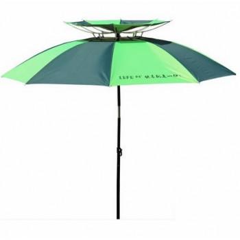 Зонт от солнца и дождя для отдыха на природе (пружина)